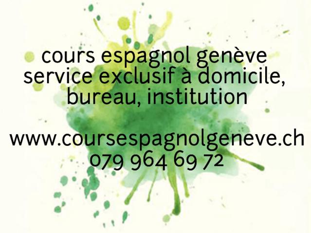 spanish course in geneva 079 9646972, spanish lessons in geneva, spanish teacher in geneva