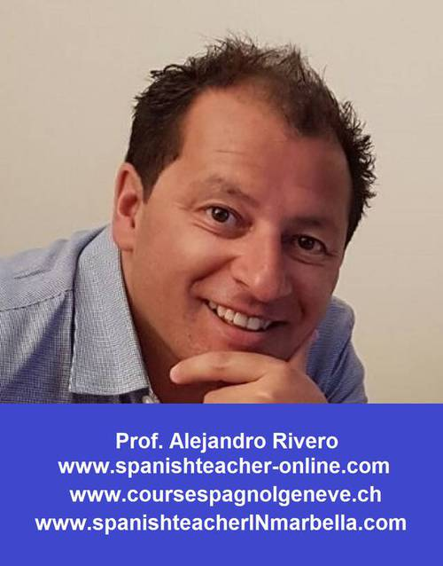 spanish teacher online, cours espagnol genève