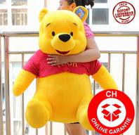 Disney Winnie Puuh Plüsch Bär Plüschbär Gelb Kinder Serie Honig TV Kino Geschenk Kind Kinder Sammler Fan