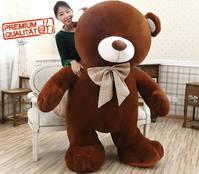 Mega Riesen Teddy Teddybär Plüsch Bär Plüschbär Kuschelbär Plüschteddy Bärli Geschenk Hit