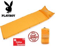 Playboy Physical Schlafmatte Matratze Schlafsack Festival Openair Camping Outdoor Matte
