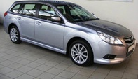SUBARU Legacy 2.5i Swiss AWD (station wagon)