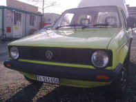 VW Caddy pick-up