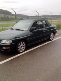 Ford Escort XR 3i in 2 Jahren Oldimer