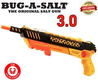 BUG-A-SALT 3.0 Anti Fliegen Gewehr Bug-A-Salt Angriff auf die Insekten BUG-A-SALT 3.0 Salz Gewehr Flinte Salzgewehr Fliege USA Hit Orange Crush 3.0