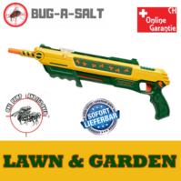 Bug-A-Salt Bug a Salt 2.0 Rasen & Garten Insekten Fliegenvernichter Plastikgewehr Salz Gewehr Flinte Pistole Salt Gun USA Hit Sommer Spielzeug Outdoor