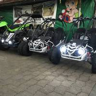 Buggy - mit 163ccm - 5.5 PS