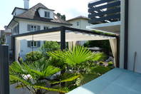 Carport, Unterstand, Pavillon, Gartenzelt