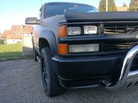 Chevrolet Blazer K1500 two door