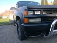 Chevrolet Blazer K1500 two door