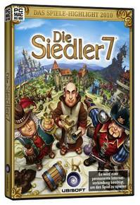 Die Siedler 7 - Game für Windows, cool, spannend