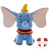 Disney Dumbo Plüsch Elefant Elefanten Plüschtier Kuscheltier Geschenk Kind Kinder Frau Freundin Süss Kinderzimmer Kult Kino TV Fan