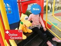Disney Mickymaus Micky Maus 60cm Pluto Plüsch Hund Plüschund Stofftier Plüschtier XXL Geschenk Kind