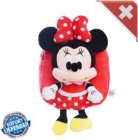 Disney Minnie Maus Rucksack Kindergarten Schule Fan Minnie Mouse Mädchen Kindergarten Primarschule Vorschule