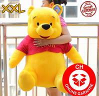 Disney Winnie Puuh Plüsch Bär Plüschbär Kinder Serie Honig Winnie Pooh XXL Geschenk Kind Weihnachten