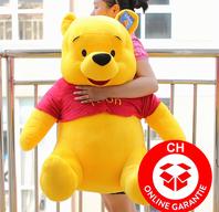 Disney  Winnie Puuh XXL Plüschtier 110cm 1.1m Winnie The Pooh Geschenk Kind Kinder Weihnachten TV Film Kino