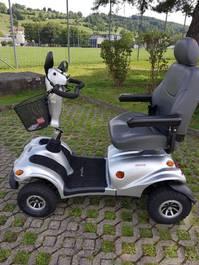 Elektro-Mobil Zeteria Free Rider