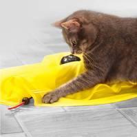 Elektronisches Spielzeug für Katze Katzen Indoor Zuhause Maus Katzenspielzeug bekannt aus TV