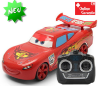 Ferngesteuerter Disney Pixar Cars Lightning McQueen Auto RC Neuheit 4 Kanal 1:18 4WD Spielzeug Kind Kinder Geschenk