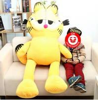Garfield ca. 125 cm Katze Stofftier Kuscheltier Plüschtier Plüsch Figur Kater XXL Grösse Geschenk