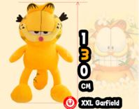 Garfield ca. 130 cm Katze Stofftier Kuscheltier Plüschtier Plüsch Figur Kater XXL Grösse Geschenk