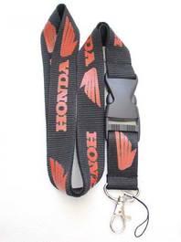 Honda Fan Schlüssel Band Anhänger Schlüsselband Schlüsselanhänger Fanshop