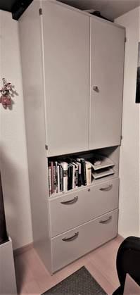 Kombiniertes Büromöbel, Schrank