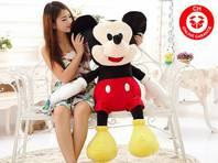 Micky Maus Mickymaus XXL Plüschtier Plüsch Maus Disney Geschenk 130cm Kind Kinder