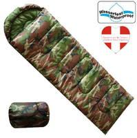 Militär Camping Schlafsack für Zelten Openair Camouflage Reisen Konzerte Outdoor