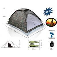 Militär Outdoor Camping Zelt für 2 Personen Openair Camping Jagd getarnt Zält