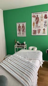 Prostabhyanga-Massage