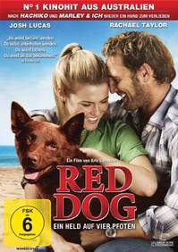 Red Dog, ein Held auf 4 Pfoten - Film voll Gefühle, DVD
