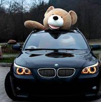 Riesen Teddybär 260cm Plüsch Teddy Plüschbär Plüschteddy Bär Plüschtier Geburtstag Weihnachten Kids Kinder Freundin Liebe Geschenk