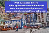 Spanish Teacher Online, Private Spanish Lessons, Online Spanish Courses, One-to-One Spanish Lessons