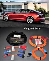 Tesla Kabel und Adapterset passend zum UMC Kabel