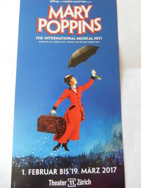 Tickets Mary Poppins Musical