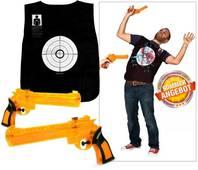 Wasserpistole Wasserpistolen Wasser Spielzeug Westen Blut Sommer Badi Garten Wasserspielzeug Kind / Neu