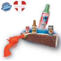 Wild West Shooting Wilder Westen Gunslinger Revolverheld Spielzeug Schiessbude
