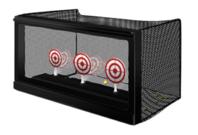 Zielscheibe Automatisch Automatic Airsoft Target Softair BB Zubehör Kugel Kugelfang Zieleinrichtung Waffen Zubehör